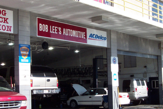 bob lee auto repair shop image